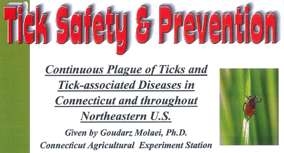Tick Safety and Prevention Seminar